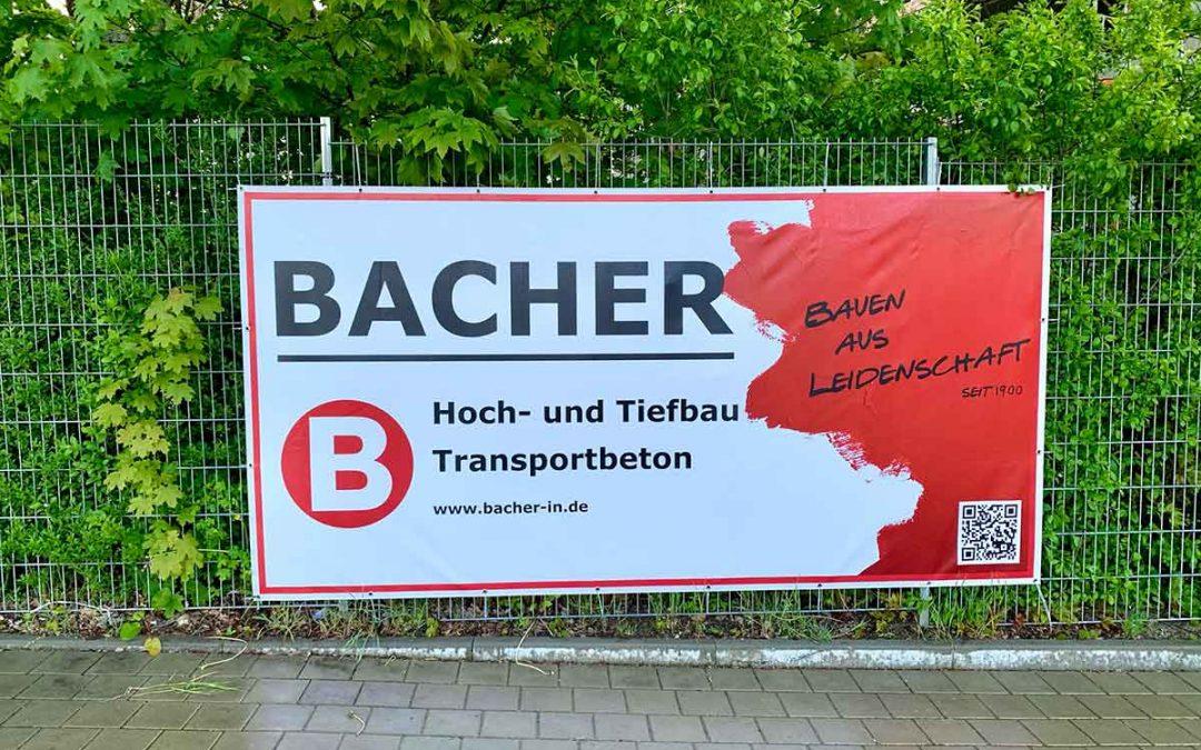 Ingolstadt erstrahlt im BACHER-Rot
