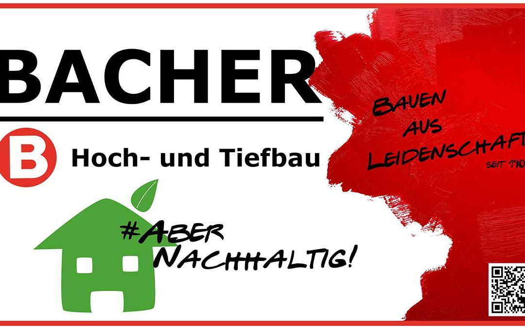 Neue BACHER-Website und Social-Media Präsenz