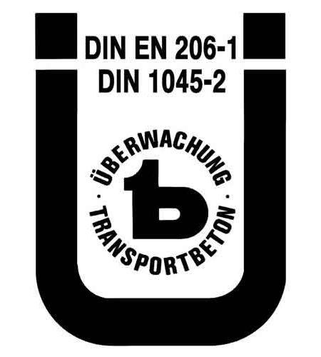 Zertifizierung nach DIN EN 206-1 und 1045-2