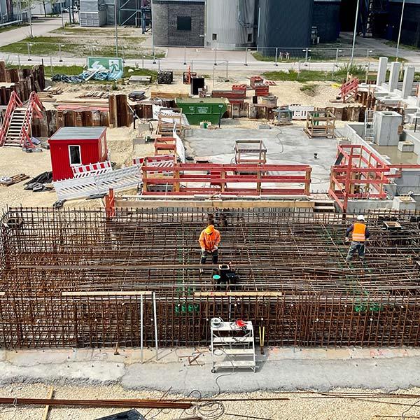 Gaskraftwerk Block 6 Irsching