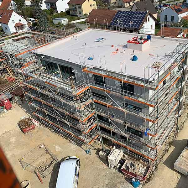 GWG Wohnanlage Fliederstraße Ingolstadt