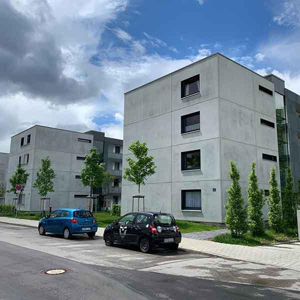 Wohnzentrum Hugo-Wolf-Straße Ingolstadt