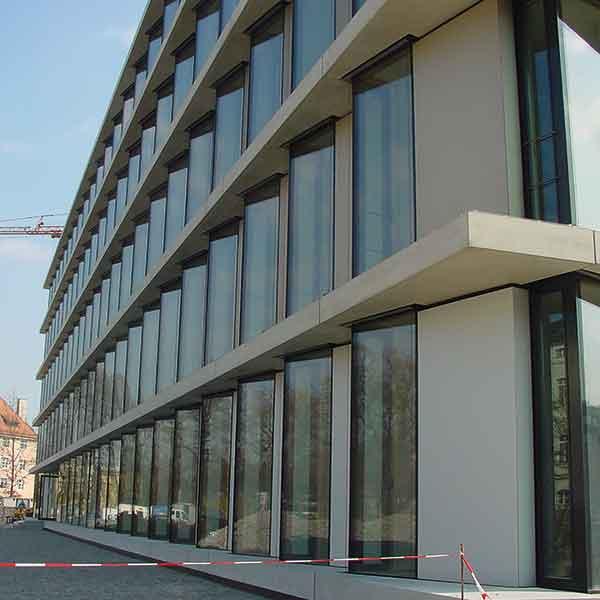 Landesamt für Finanzen Landshut