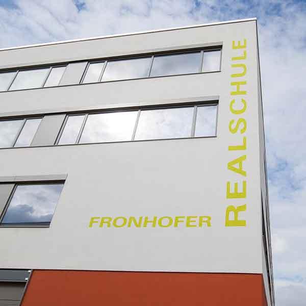 Gebr. Asam Mittelschule - Fronhofer Realschule Ingolstadt