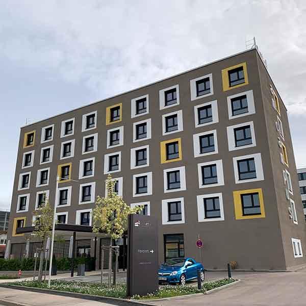 Hotel am Campus Ingolstadt