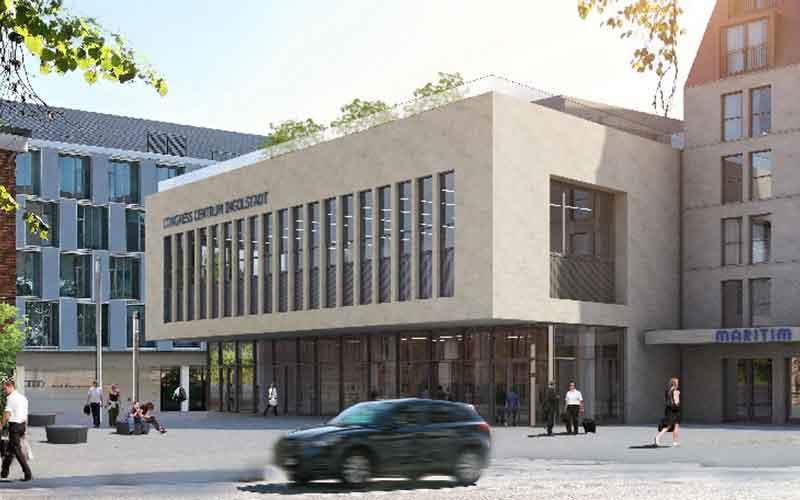 Hotel- und Congresszentrum Ingolstadt