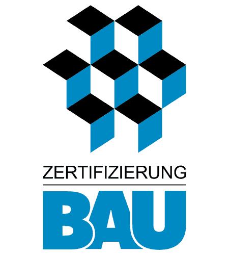 Zertifizierung Bau